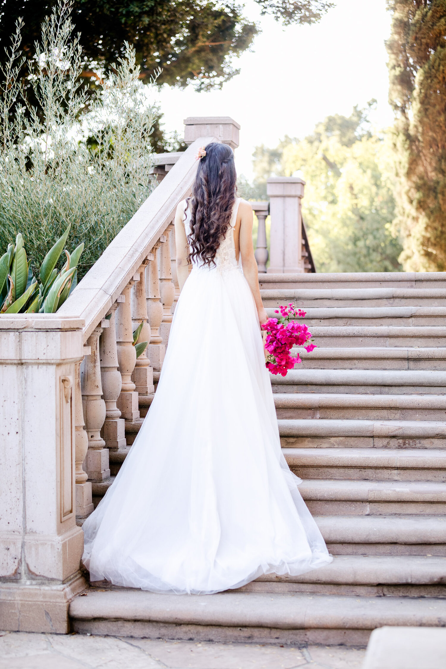 h & l lovely creations bespoke weddings southern california colourful 00033